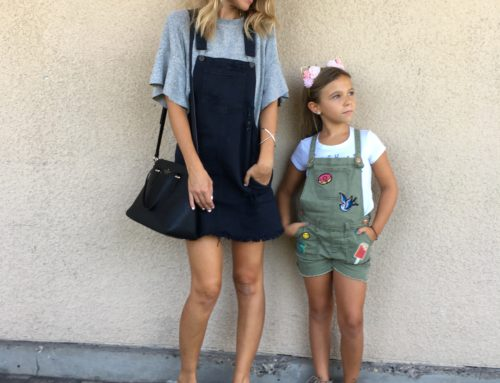 Overalls for Back to School