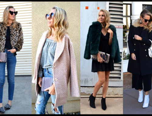 6 OUTERWEAR STYLES I'M LOVING THIS WINTER