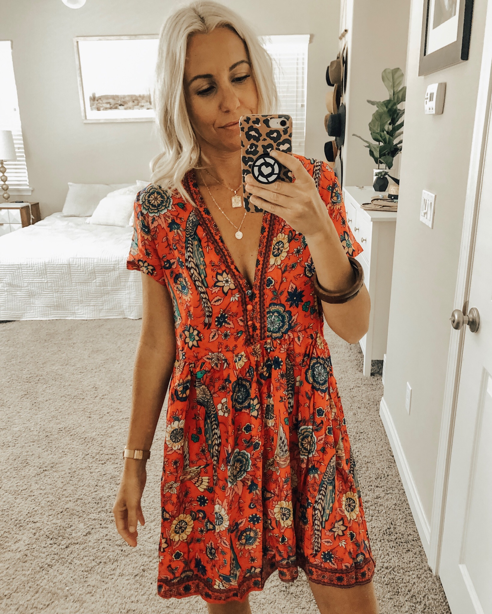 MAY TOP 10- Jaclyn De Leon Style + This month was all about the Amazon finds! 8 out of the top 10 were from Amazon and I'm not one bit surprised. This free people dupe is so fun and only $18