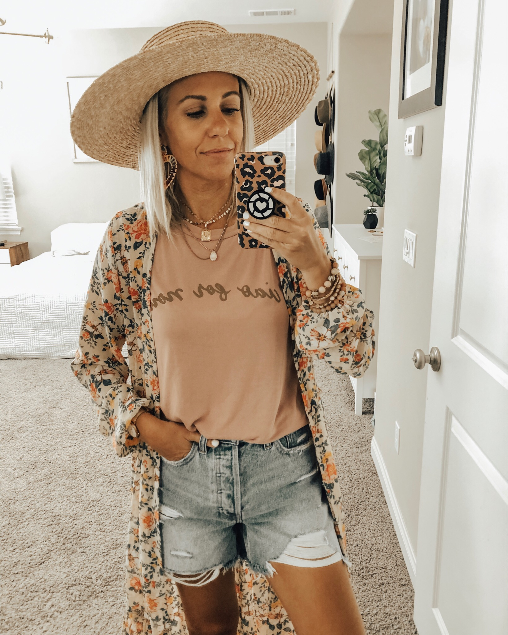 MAY TOP 10- Jaclyn De Leon Style + This month was all about the Amazon finds! 8 out of the top 10 were from Amazon and I'm not one bit surprised. These high rise midi shorts are my new favorite shorts for Summer.
