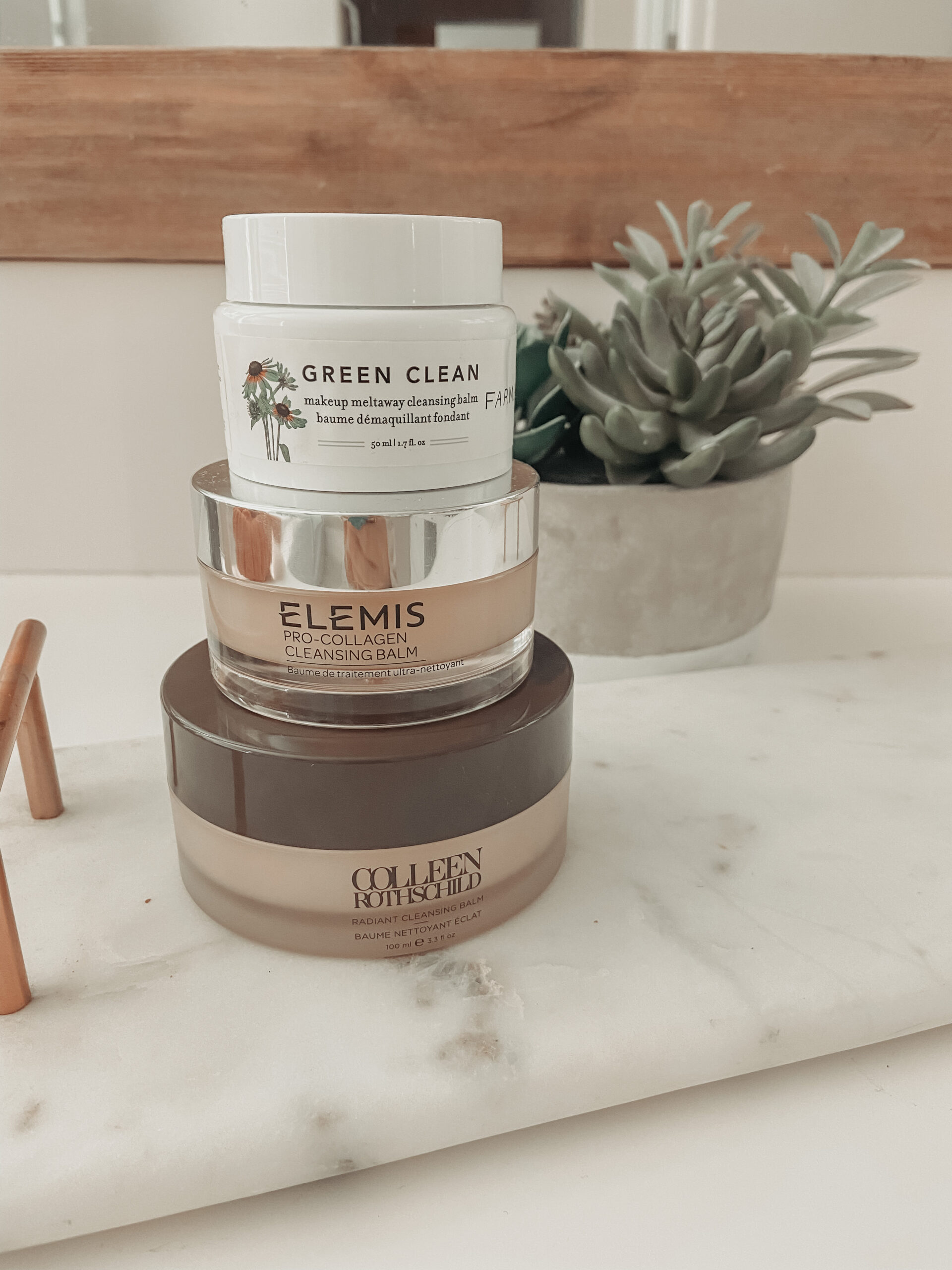 CLEANSING BALM- WHY YOU NEED TO ADD IT TO YOUR SKINCARE ROUTINE- Jaclyn De Leon Style + sharing why I love my cleansing balm and why it's a must have in your skincare routine. Also sharing my top 3 favorite cleansing balm products