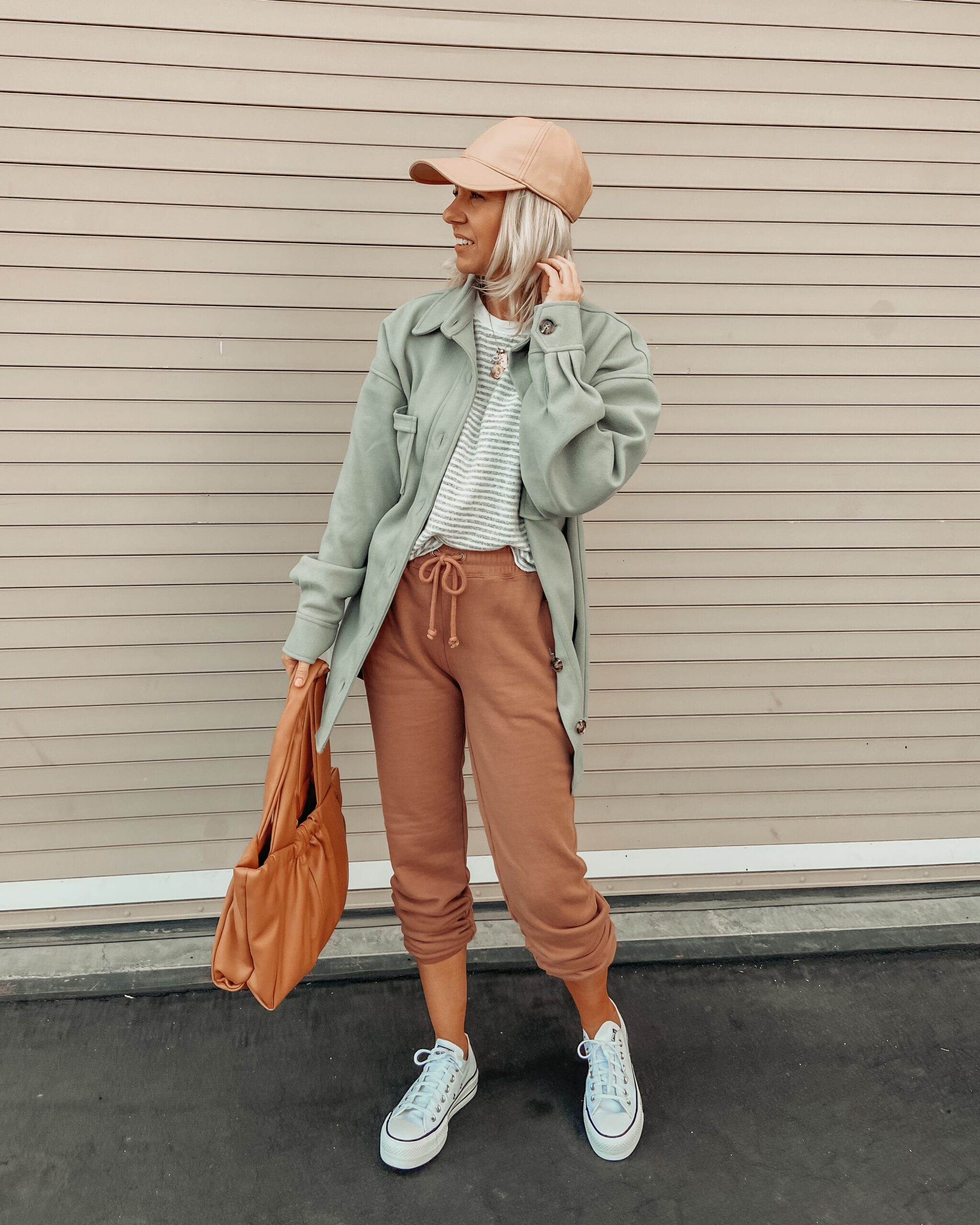 CAN'T GET ENOUGH OF THE SHACKET TREND- Jaclyn De Leon Style- sharing my favorite shackets + several ways to style them